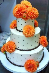 orange-wedding-cake